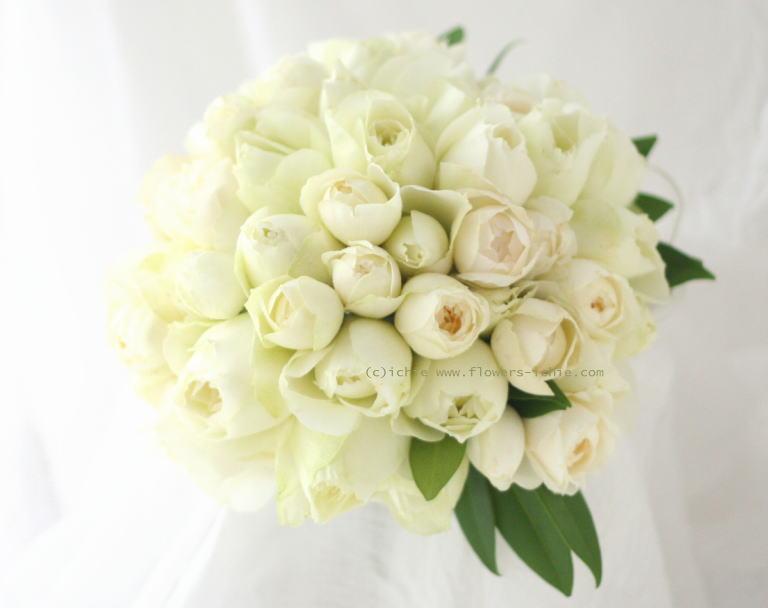 ブーケ 6シェア 人を、優しくする花を_a0042928_0335187.jpg