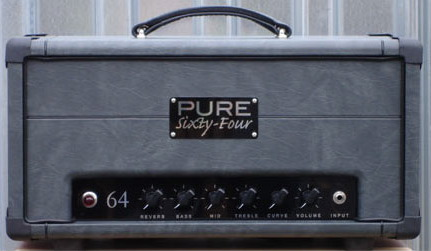 幅広く使えそ〜な、PURE Sixty-FourのAmp_e0053731_2073044.jpg