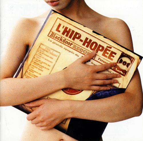 シャンソン‐ヒップ・ホップ・ジェネレーション  「L'HIP-HOPÉE」_e0048332_0573820.jpg