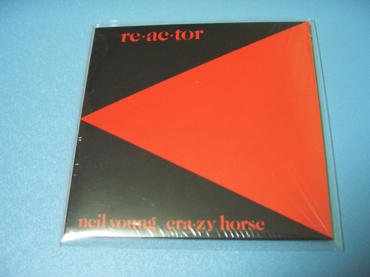 Neil Young / Re・ac・tor_c0062649_715554.jpg