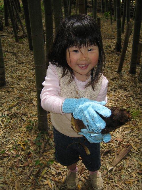 2007 Log Jizo Festival【春】2 家族っていいね_c0038619_23234163.jpg