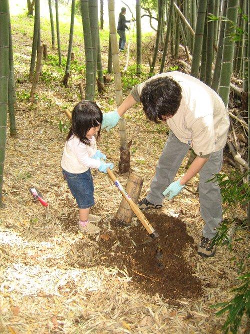 2007 Log Jizo Festival【春】2 家族っていいね_c0038619_2324057.jpg