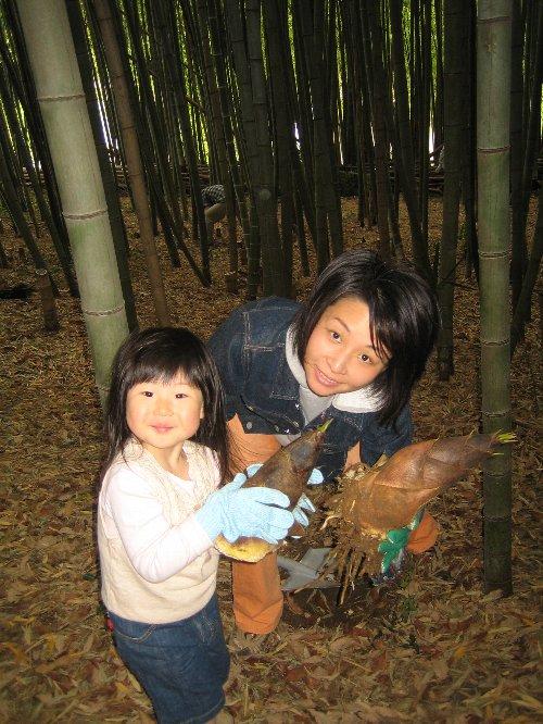 2007 Log Jizo Festival【春】2 家族っていいね_c0038619_23242437.jpg