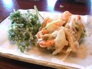 旬の山菜天ぷら、美味し♪_f0019247_1751361.jpg