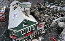 レイキャヴィーク火災:建造物は再建されても音楽シーンへの影響は必至_c0003620_394717.jpg