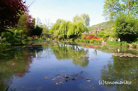 モネの愛した風景、ジヴェルニー_c0024345_6331933.jpg