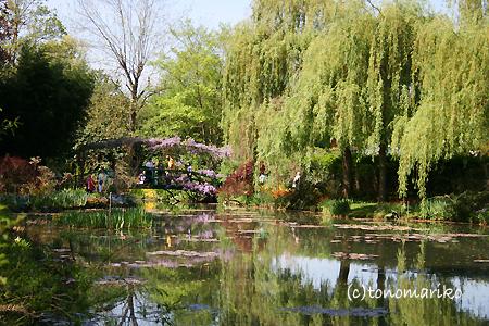 モネの愛した風景、ジヴェルニー_c0024345_6352745.jpg
