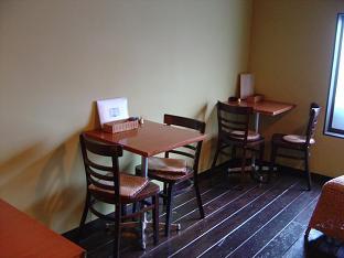 お家のようなカフェ ritmo_f0102363_1314876.jpg