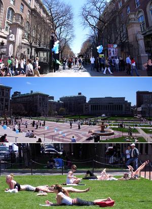 コロンビア大学キャンパス_b0007805_12413755.jpg