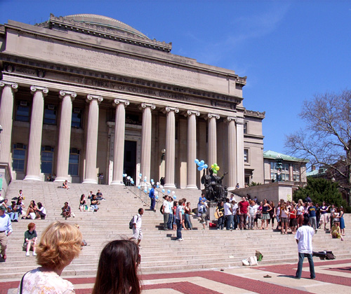 コロンビア大学キャンパス_b0007805_1243191.jpg