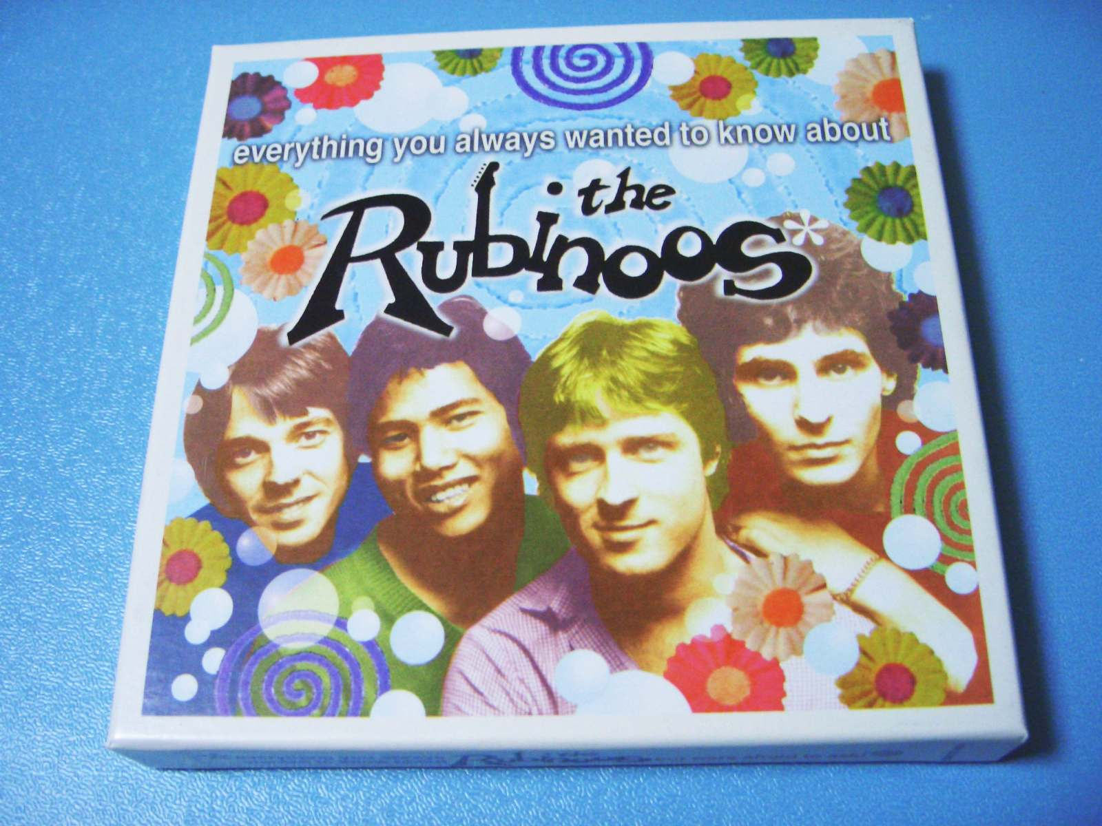 Rubinoos / Everything You Ever Wanted To Know About_c0062649_219575.jpg