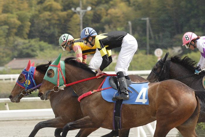 2007年4月15日(日) 高知競馬 6R_a0077663_1843636.jpg