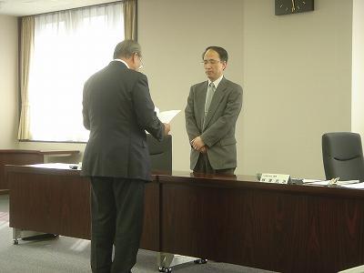 JAグループ新潟政策提案研究会委員に委嘱される_b0092684_2016497.jpg