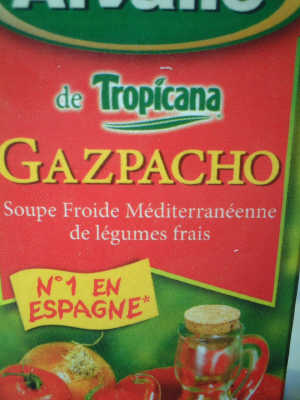 ■ガスパッチョ gazpacho(Gaspacho)_a0014299_17523574.jpg