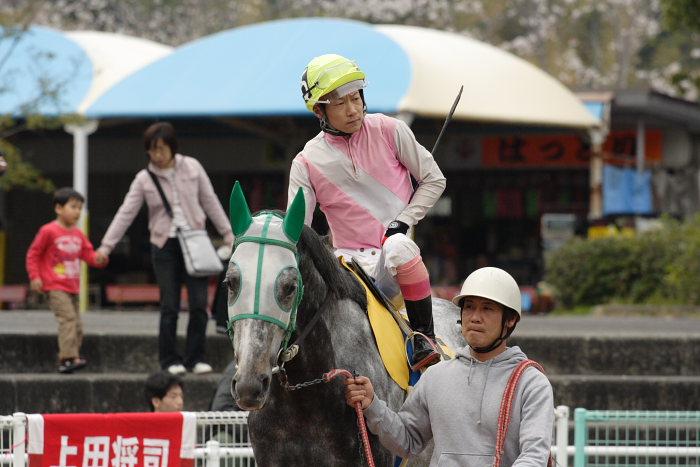 2007年4月8日(日) 高知競馬 3R_a0077663_2091662.jpg
