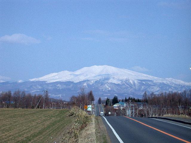早春の北海道半周紀その6:清里から中標津へ_e0100772_2234414.jpg