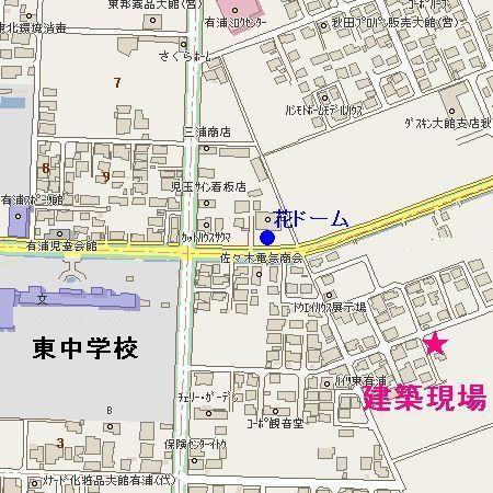建設現場(Q-1ハウス)ご案内図_d0122575_1118372.jpg