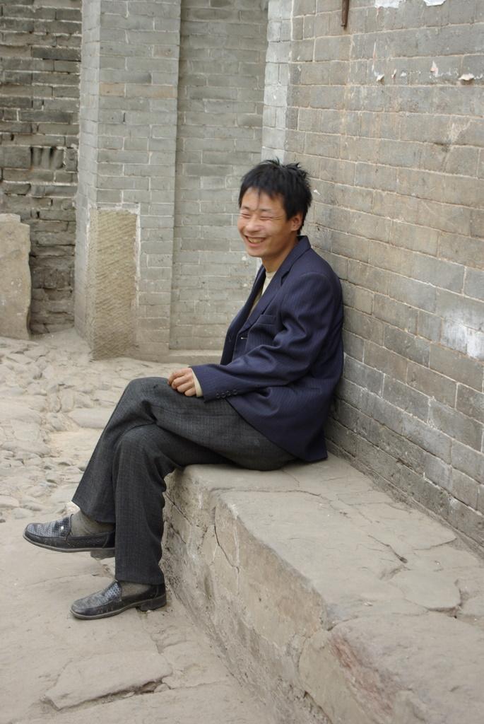 中国陝西省党家村(人編)_e0108787_20431675.jpg