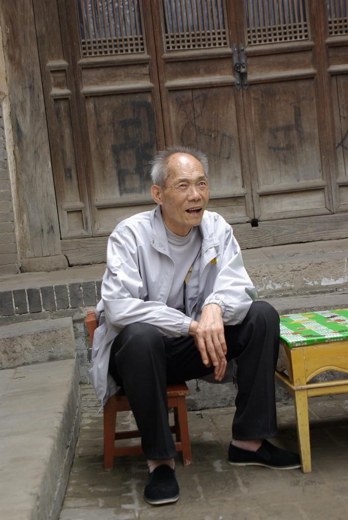 中国陝西省党家村(人編)_e0108787_20432869.jpg