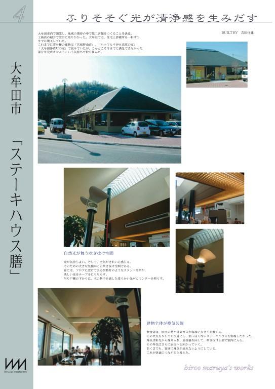 熊本県荒尾市 ステーキハウス「new膳」_d0027290_9744.jpg