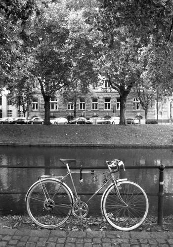 自転車のある風景 デュッセルドルフ_f0050534_22432120.jpg