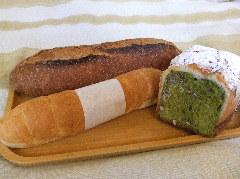 東京のパン屋さん・ベッカライ ブロートハイム&ポワンタージュ_c0055363_22281453.jpg