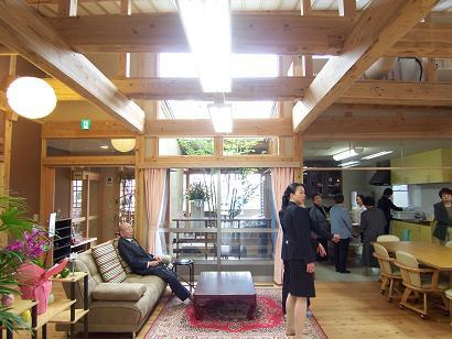 わくわくホーム完成見学会_c0084368_19474863.jpg