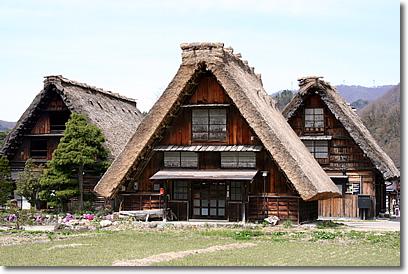白川郷・五箇山の合掌造り集落の画像 p1_39