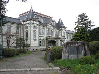 父の母校を訪ねて_c0075701_18134861.jpg