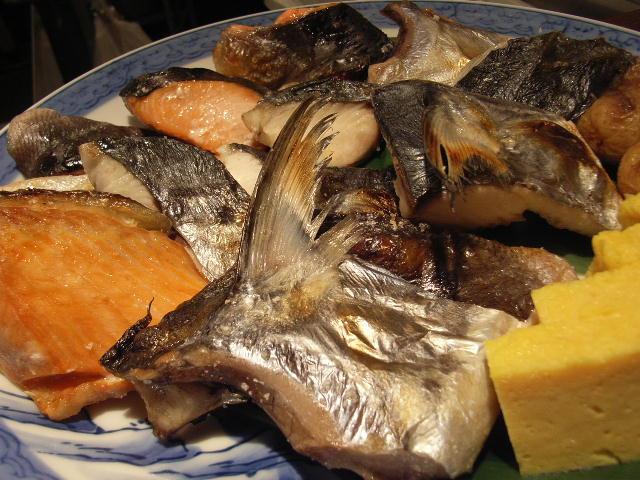 5月2日(水) 魚料理9皿の食べ放題¥3500_d0082944_11551455.jpg