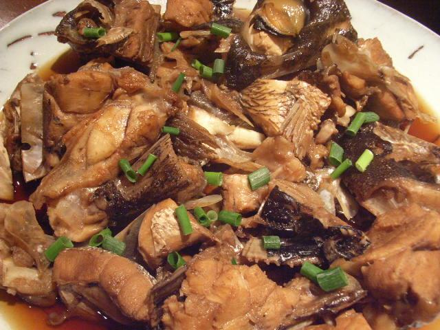 5月2日(水) 魚料理9皿の食べ放題¥3500_d0082944_121572.jpg