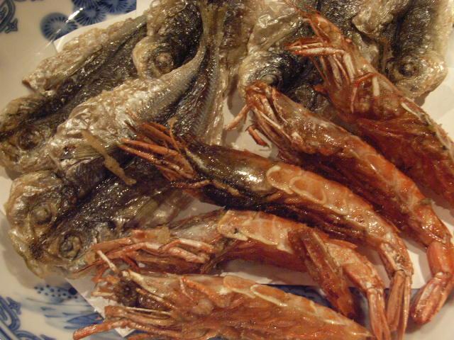 5月2日(水) 魚料理9皿の食べ放題¥3500_d0082944_1251087.jpg