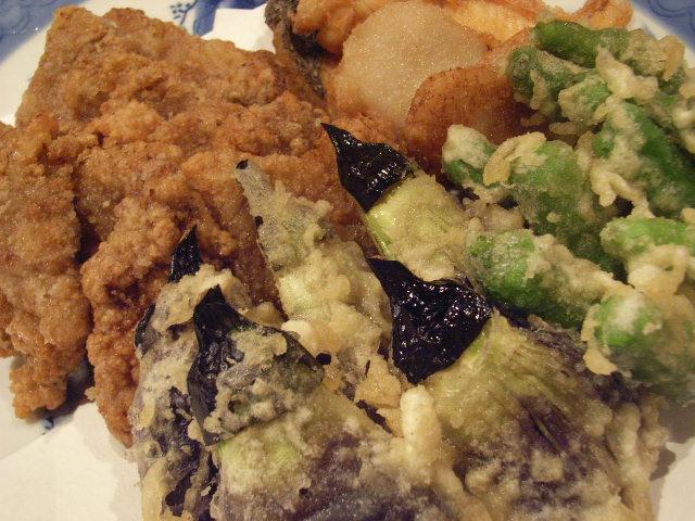 5月2日(水) 魚料理9皿の食べ放題¥3500_d0082944_127957.jpg