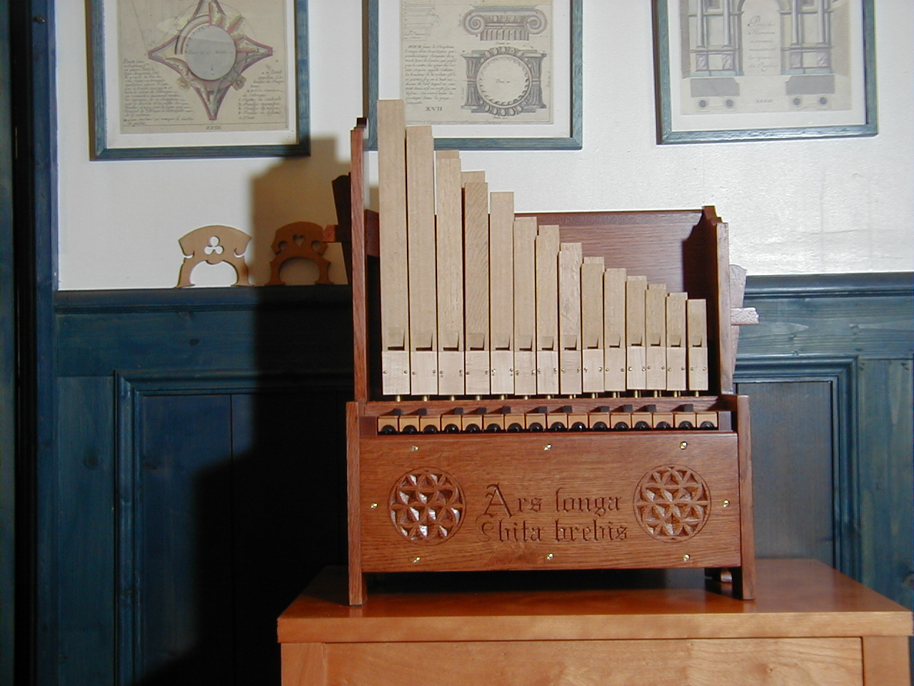 ポルタティーフ・オルガン製作記 Making Portative Organ No.13_e0064847_1436653.jpg