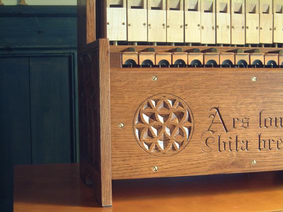 ポルタティーフ・オルガン製作記 Making Portative Organ No.13_e0064847_14463360.jpg