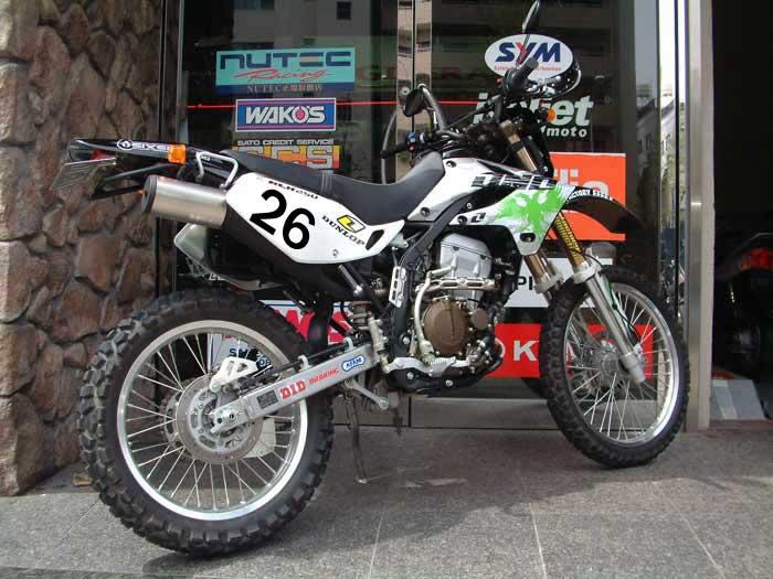 KLX250 WHITE CAMO仕様_d0099181_16115917.jpg