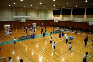 練習試合【バレーボール】_d0010630_1492172.jpg
