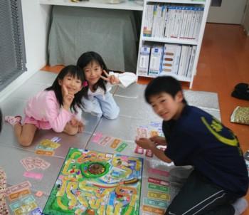 「テレビゲームなんかより…ず~っと楽しい♪」家族で人生ゲーム♪…_d0082356_7252583.jpg