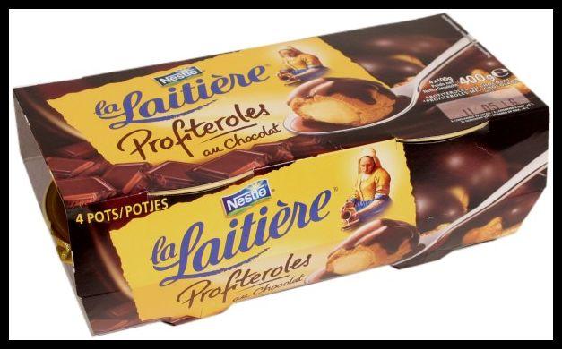 ■Profiterole au chocolat プロフィトロール・オ・ショコラ_a0014299_2124846.jpg