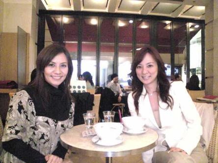 ちょっと久しぶりにエリカと会いました☆_f0094800_18481448.jpg