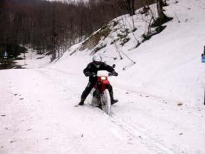 雪遊び!_f0096216_141387.jpg
