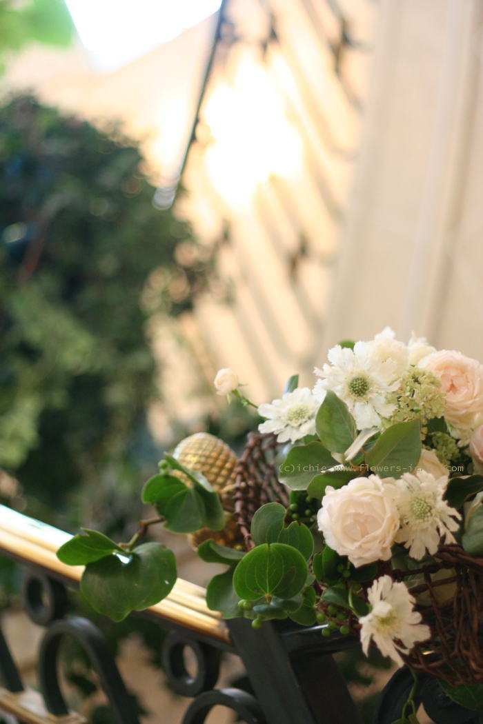 シェ松尾天王洲倶楽部さま 最新のバラたち_a0042928_23402869.jpg