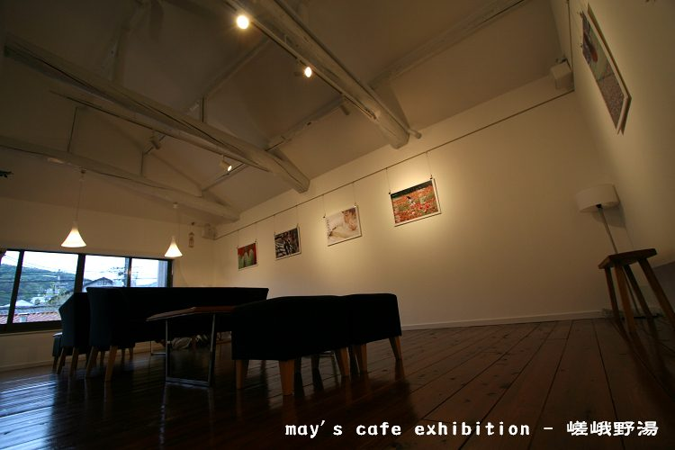 may\'s cafe exhibition −  嵯峨野湯_a0044279_1513926.jpg