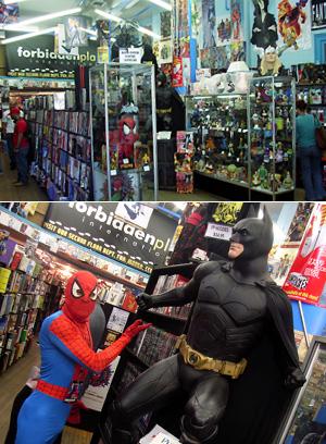 本屋さんでスパイダーマンに会いました_b0007805_10124211.jpg
