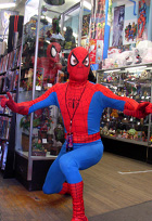 本屋さんでスパイダーマンに会いました_b0007805_10125387.jpg