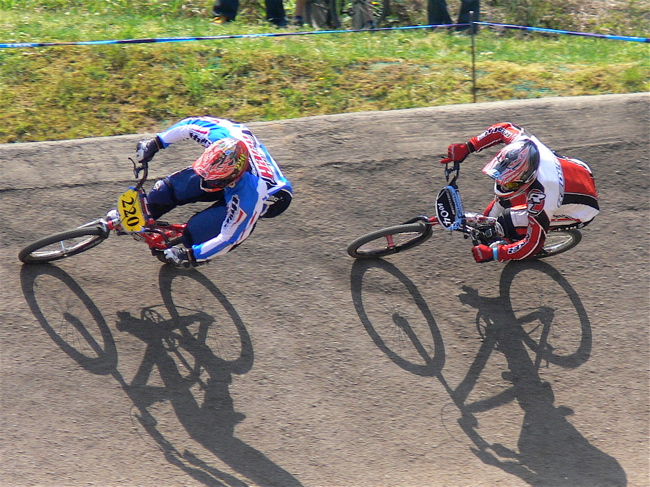 2007環太平洋BMX選手権大会IN 上越プレ大会スーパークラス予選の画像垂れ流し_b0065730_11274072.jpg
