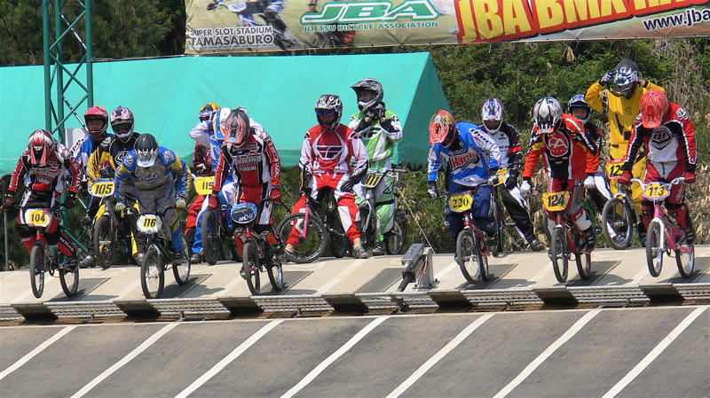2007環太平洋BMX選手権大会IN 上越プレ大会スーパークラス予選の画像垂れ流し_b0065730_11303724.jpg