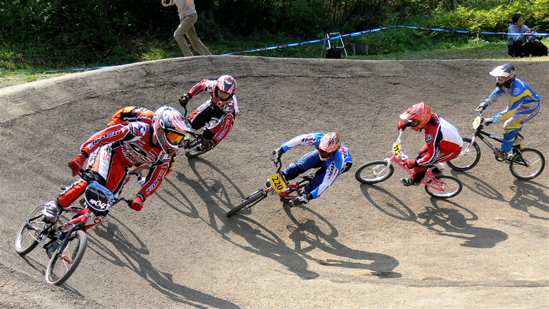 2007環太平洋BMX選手権大会IN 上越プレ大会スーパークラス予選の画像垂れ流し_b0065730_1132544.jpg