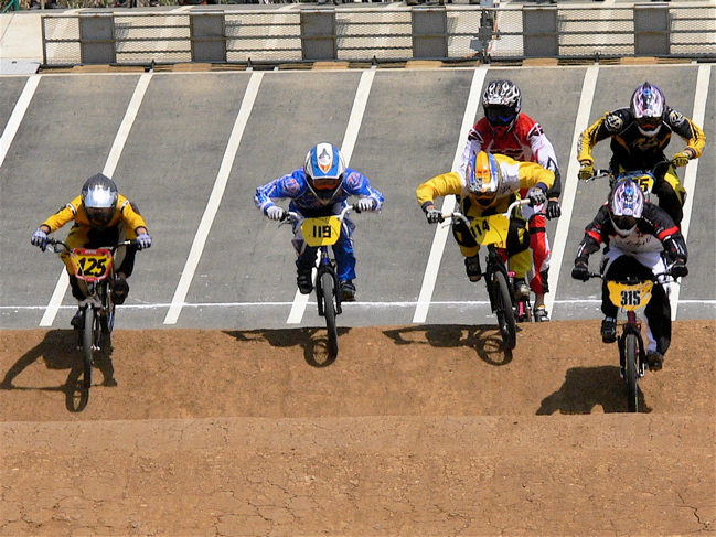 2007環太平洋BMX選手権大会IN 上越プレ大会スーパークラス予選の画像垂れ流し_b0065730_11445472.jpg