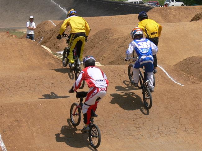 2007環太平洋BMX選手権大会IN 上越プレ大会スーパークラス予選の画像垂れ流し_b0065730_11452628.jpg